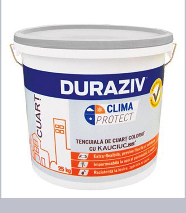 DURAZIV Clima Protect® - tencuiala de soclu