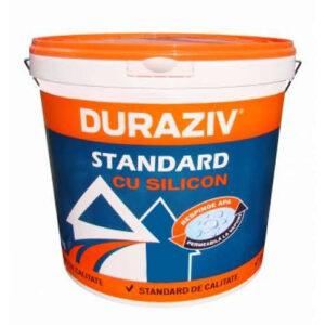 DURAZIV Standard cu Silicon - tencuiala