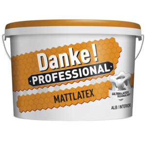 Danke! professional mattlatex