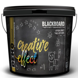 DEKO creative effect BLACKBOARD - vopsea efect tabla de scris