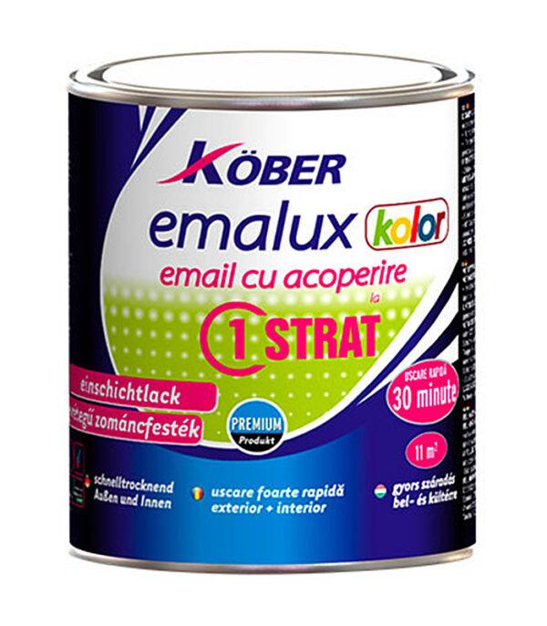 Kober emalux kolor - email cu acoperire 1 strat in 30 minute