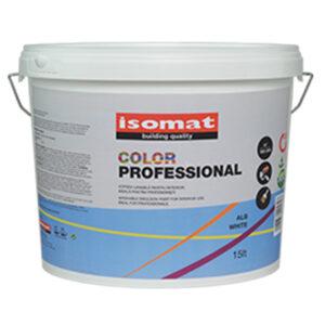 ISOMAT COLOR PROFESSIONAL vopsea lavabila