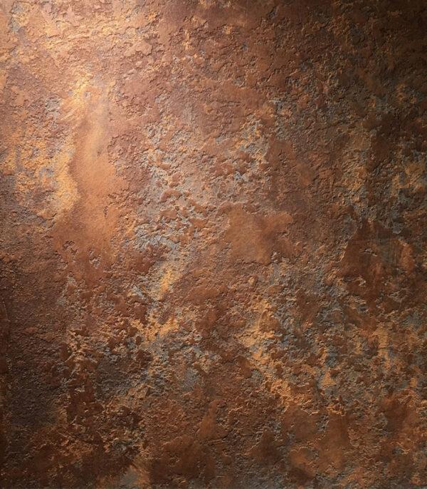 vopsele-tencuieli.ro vopsea efect decorativ perete de rugina