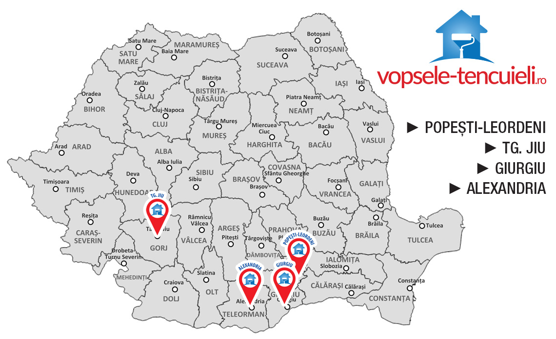Locatii vopsele-tencuieli.ro