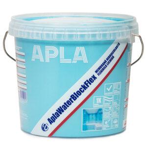 Membrana hidroizolanta flexibila lichida Apla WaterBlockFlex 1K