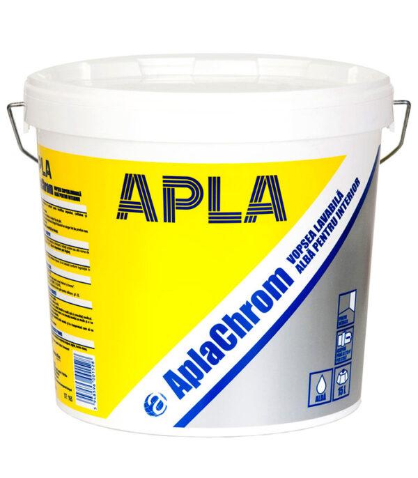 AplaChrom vopsea lavabila pentru interior