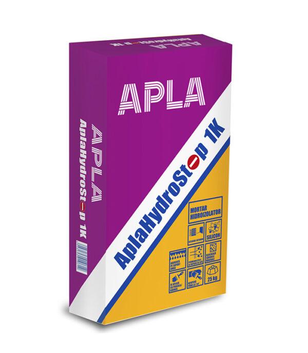 mortar hidroizolator ciment-silicon Apla HydroStop 1K