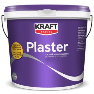 tencuiala decorativa KRAFT Plaster